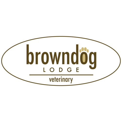 Browndog vet logo